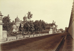 Offices and Court of His Highness and Private Departments, [Rampur] 4304237
